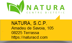 Natura, Centre Dietètic